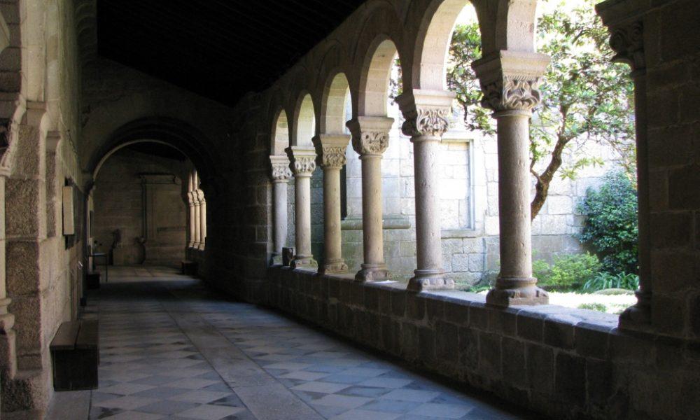 Claustro do Museu de Alberto Sampaio
