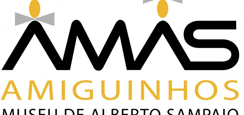 Logotipo da Associação de Amiguinhos do Museu