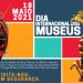 Cartaz do Dia Internacional dos Museus 2021